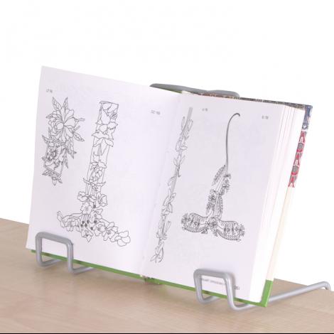 Подставка под книгу металлическая ПК-01