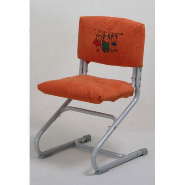 Чехол из замши, оранжевый