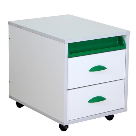 ТУВ01-01 белый/зеленый