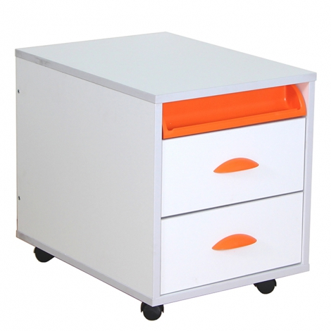 ТУВ01-01 белый/оранжевый